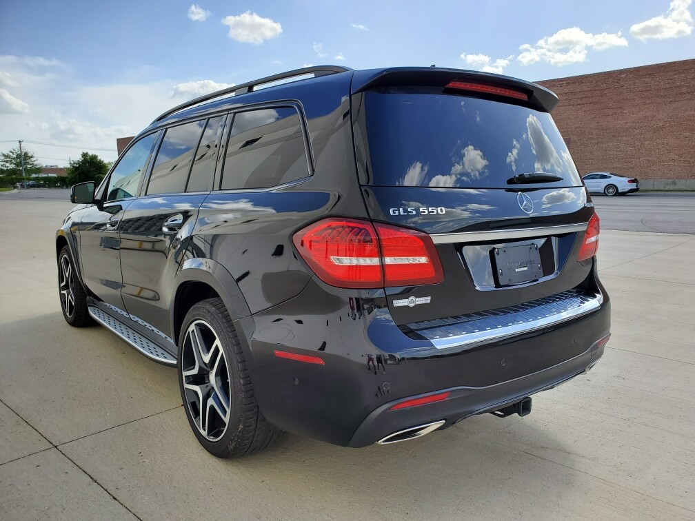 2017 Mercedes-Benz GL 550 - Crown Point Truck Trailer and ...